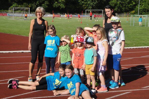 Training für kleine Leute